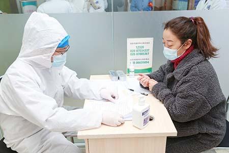 国家二级医院-成都九龙医院开展新冠疫情应急预案演练